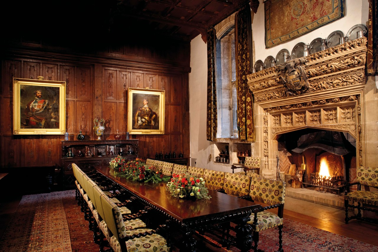 The Great Hall at Hever
