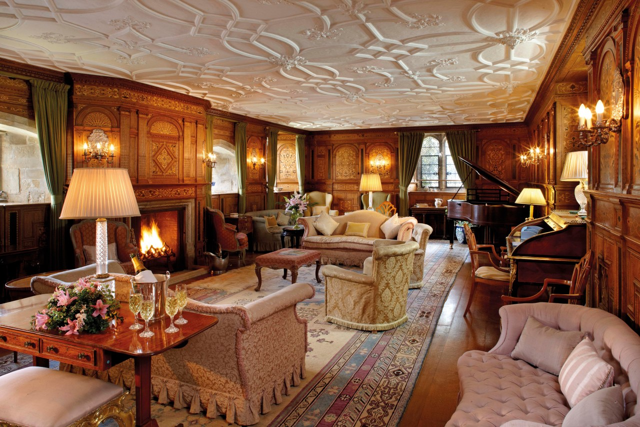 The Drawing Room at Hever