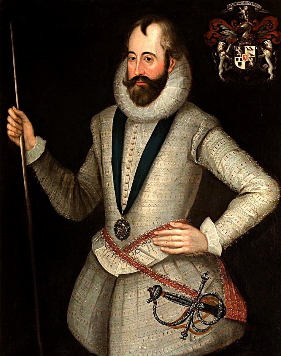 George Home 1st Earl of Dunbar