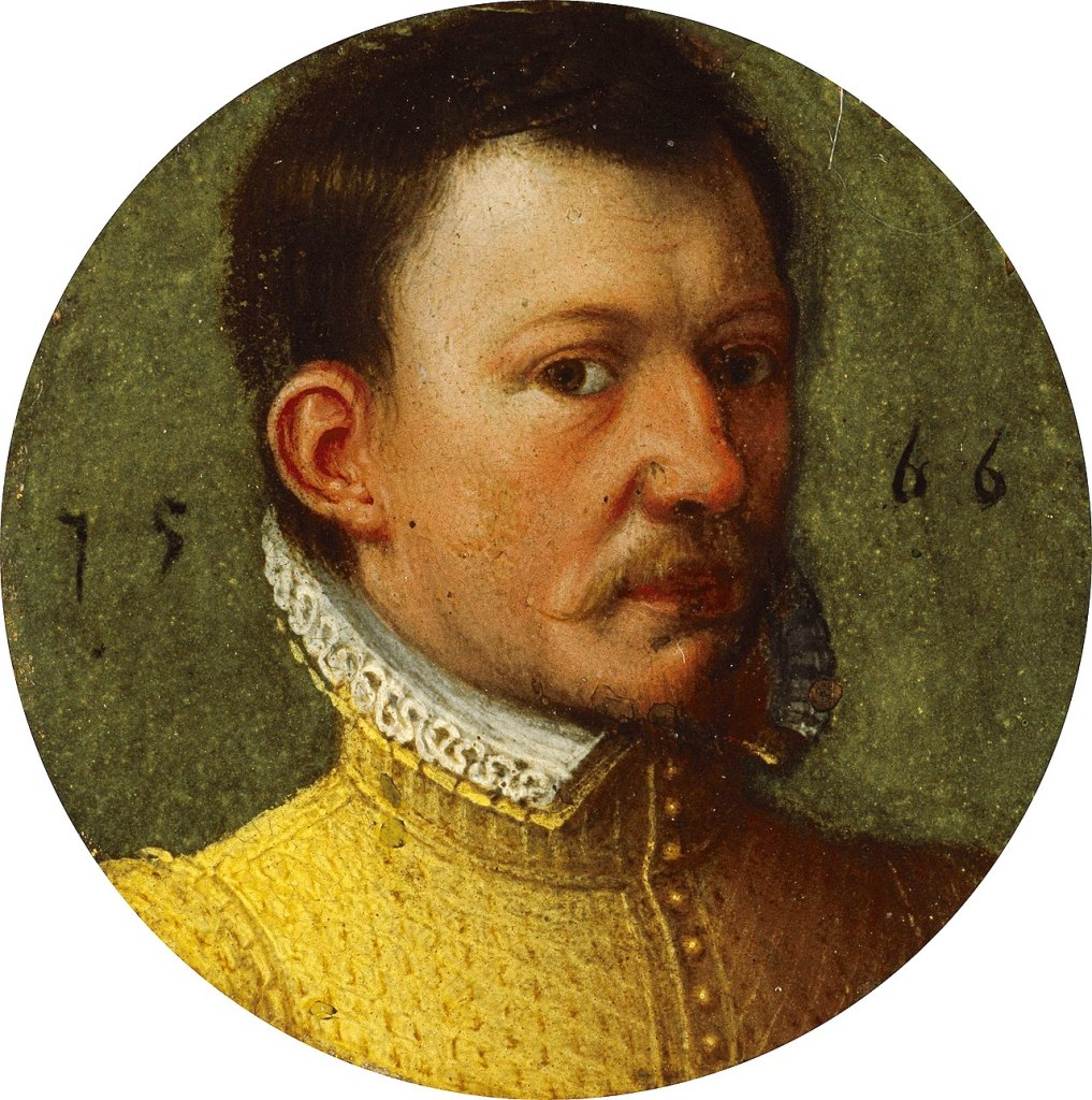 Painting of James Hepburn, Earl of Bothwell