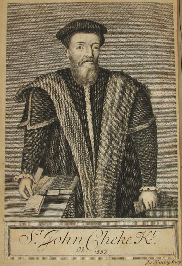 Sir John Cheke