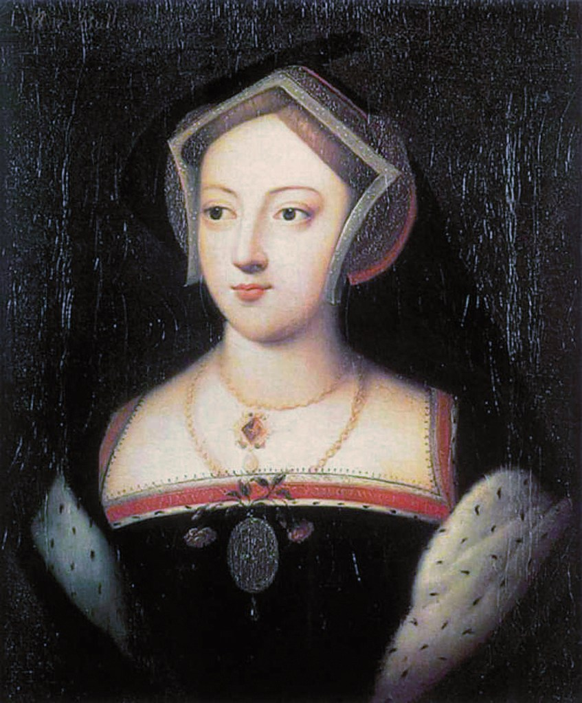 Portrait of Mary Boleyn