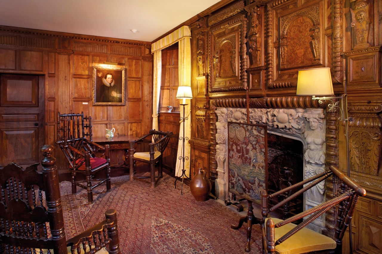 The Parlour at Hever