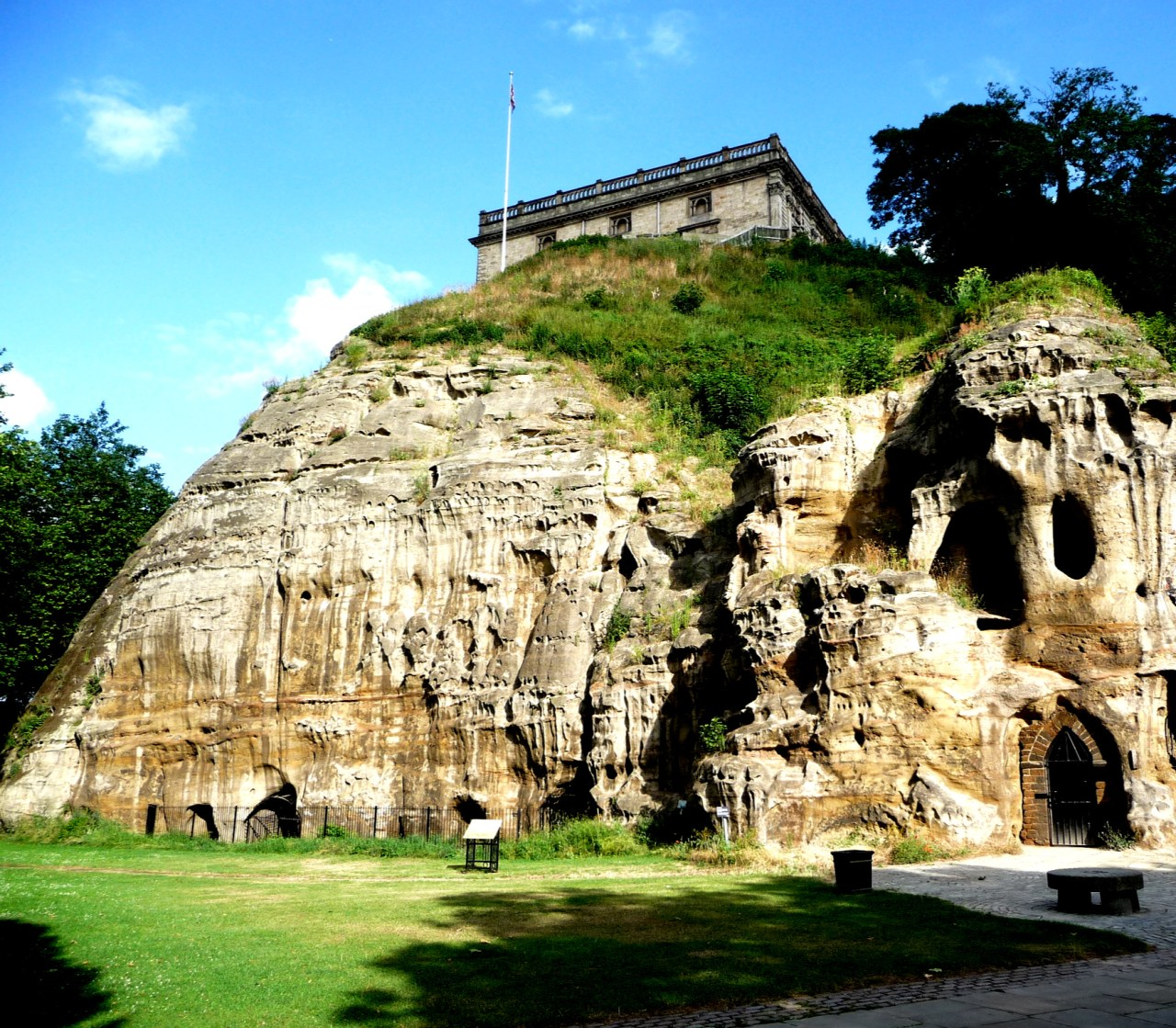 Nottingham Castle - Caves