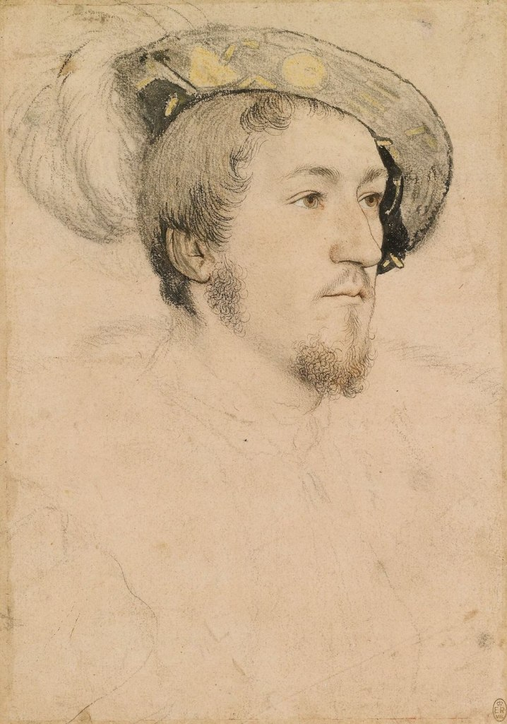 A man thought to be George Boleyn