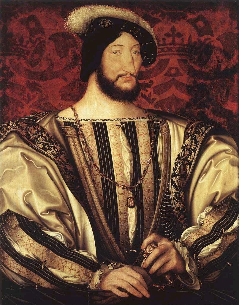 Francis I of France and rival of Henry VIII
