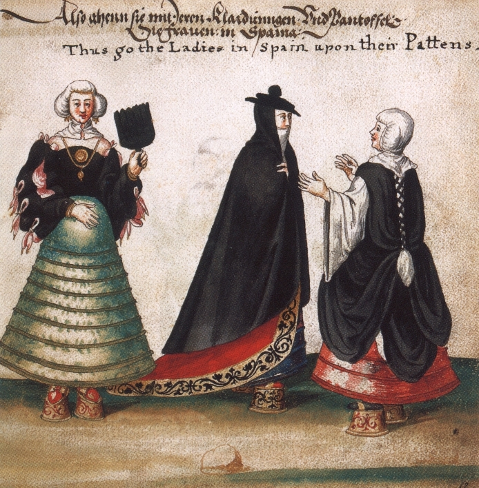 Spanish fashion at the turn of the sixteenth century
