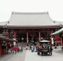 Asakusa's Senso-ji