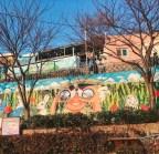 TONGYEONG: Dongpirang Mural Village