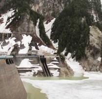 Kurobe Dam, Tateyama