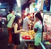 Medan Selera Newton Food Court, Melaka