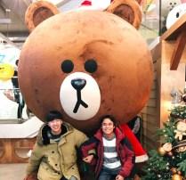 Strolling around Gangnam & Itaewon