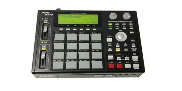 Akai professional MPC 1000 Drum Machine