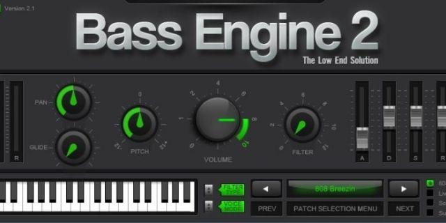 Bass Engine 2 808 VSTs Plugin