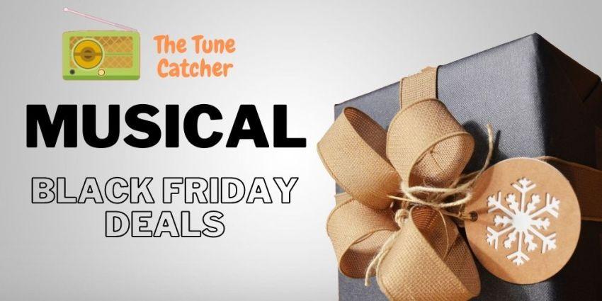 Musical Black Friday Deals