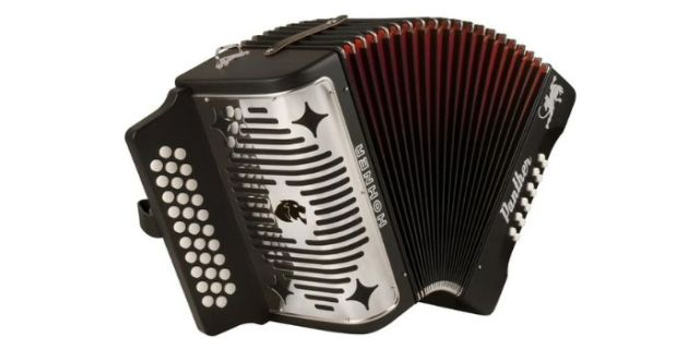 Hohner 3100GB Panther best accordion brands