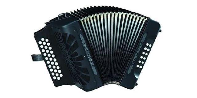 Hohner Compadre GCF beginner accordion