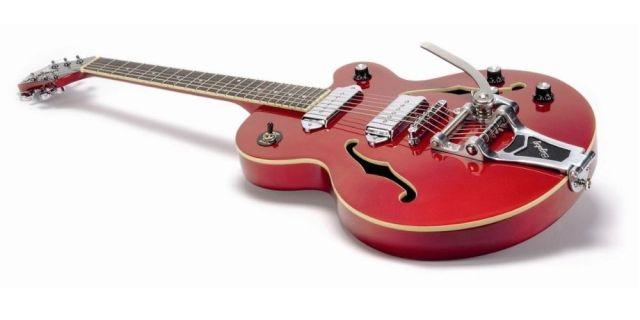 Epiphone Wildkat Semi-Hollow Guitar Review