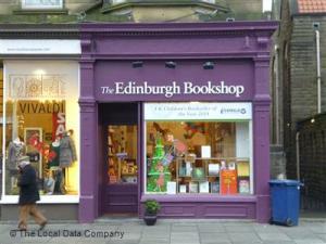 Ask a Bookseller edinburgh bookshop