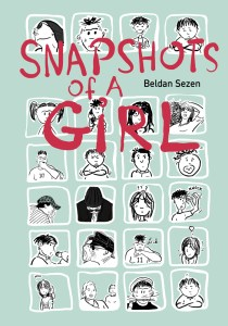 Snapshots of a Girl Cover