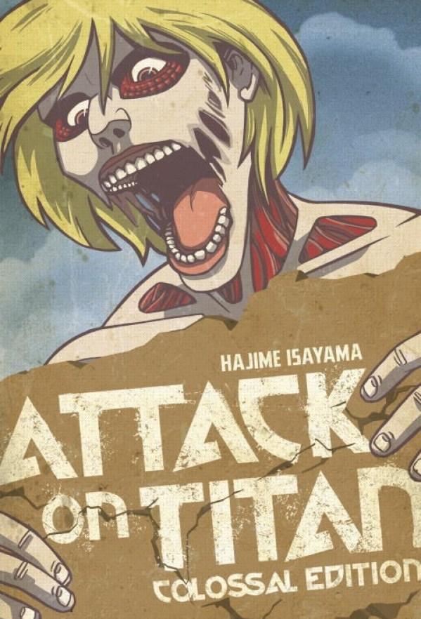 Attack on Titan Colossal Turnaround