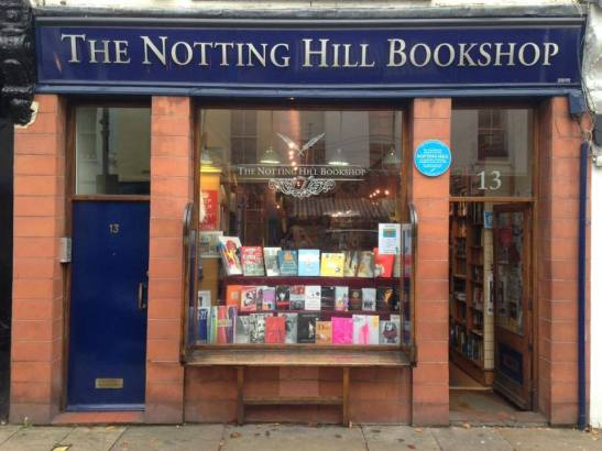 Lucy bookshop