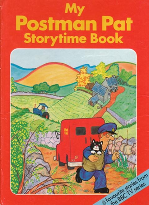 MyPostmanPatStorytimeBook