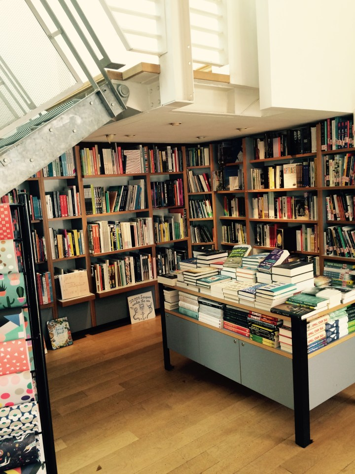 Photo of Bookshop April 16 -2