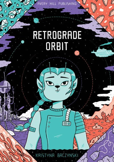 Retrograde Orbit COVER