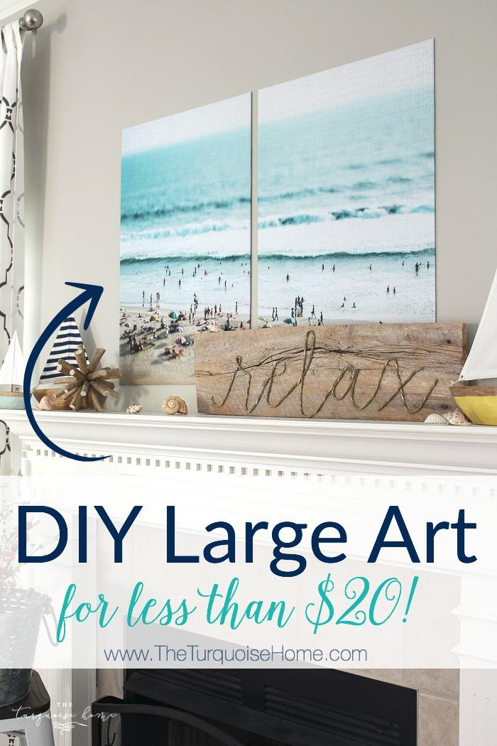 color engineer prints diy large art on