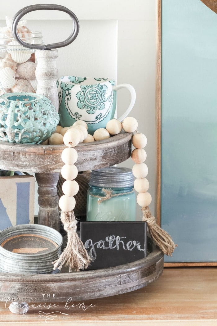 Farmhouse Tiered Stands For Every Budget The Turquoise Home