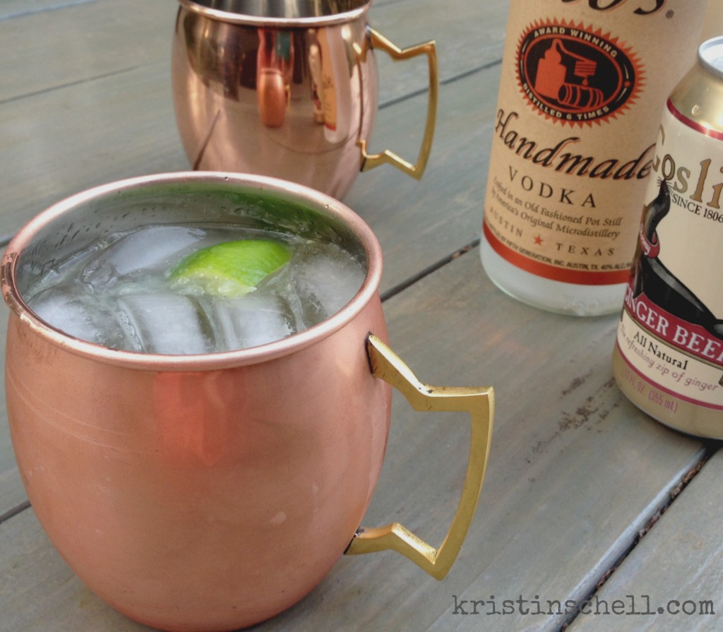 Moscow Mule   Bring Back the Cocktail Party   kristinschell.com