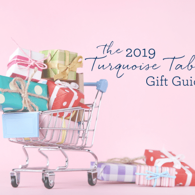 The Turquoise Table 2019 Gift Guide