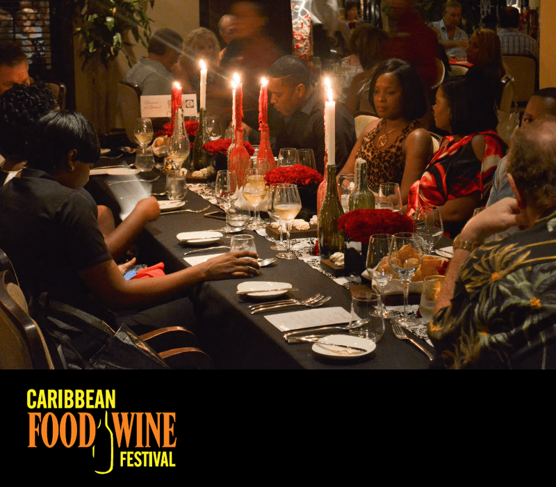 Caribbean Food & Wine Festival Returns On November 3rd, 2016