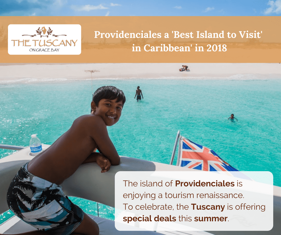 Providenciales One Of The 'Best Islands To Visit In Caribbean' In 2018