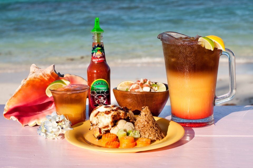 Da Conch Shack - Beach Bar Extraordinaire