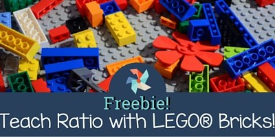 Teach Ratio with LEGO Bricks!