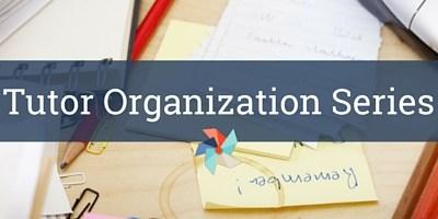 The Tutor Organization Series!