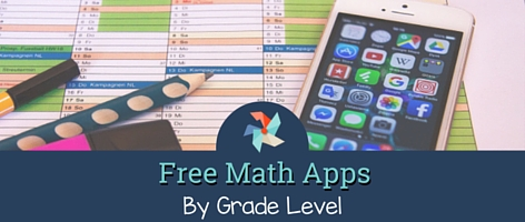 Free Math Apps By Grade Level