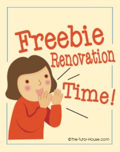 FreebieRenovationTime