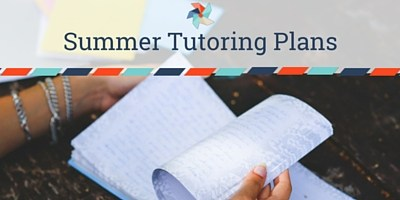 Summer Tutoring Plans