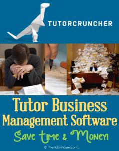 TutorCruncher_BusinessManagementSoftware