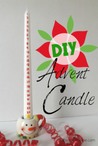 DIY_Advent_Candle