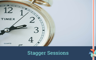 Stagger Sessions:  Maximizing Tutor Time