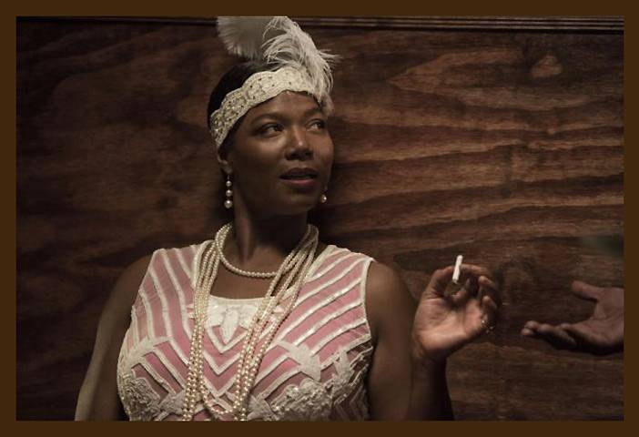 Queen Latifah in Bessie Smith