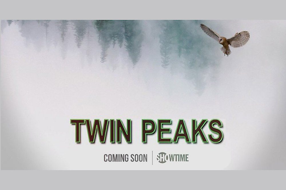 Twin Peaks Promotional Art