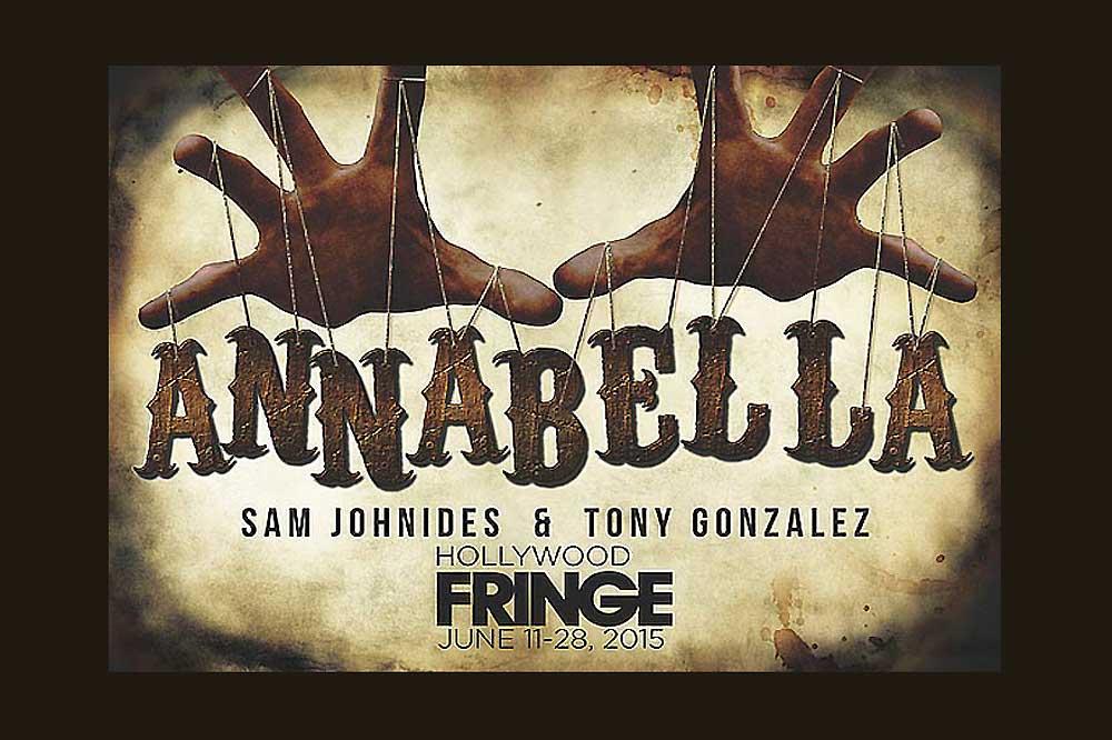 Annabella-Fringe 2015