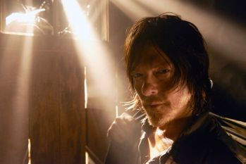 Daryl (Norman Reedus) - Walking Dead, Season 5 DARYL has come into his own. Escaping the psycho-torture of brother Merle's love you-despise you behavior, his true character was revealed as real in Season 4, when stranded with Beth, after the destruction of the prison. Later in the season, he rescues helpless innocents who turn out to be Rick, Carl and Michonne. We in television-land breathed a sigh of relief. Daryl wasn't just back... he never left. (Courtesy of AMC - Photo by Frank Ockenfels)