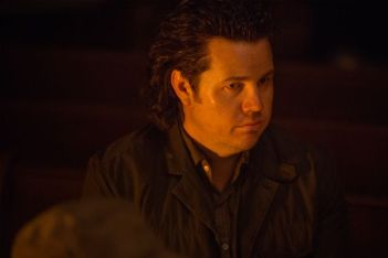 Dr. Proctor (Josh McDermitt) Walking Dead, Season 5 DR. PROCTOR claims he knows the secret trick that will allow the Dead to actually expire. Not a coward, he self admittedly knows nothing about fighting and the one time he tried to stave off a Walker attack, he shot the one working vehicle, at their disposal, full of holes rendering it useless. Still, if he is who he says he is and can do what he tells them he can do, he might be the most valuable member of the team and well worth protecting. (Photo by Gene Page - Courtesy of AMC)