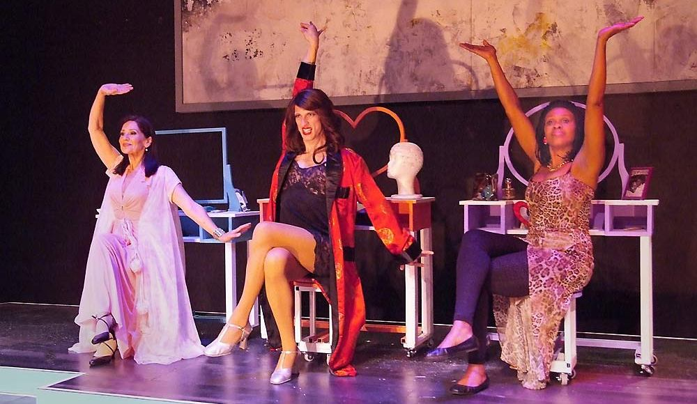 Drama Queens from Hell—A Comedic Offering from Playwright